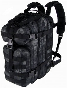 Camo Assault Plecak 25 L Kpt Th